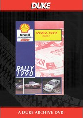 Welsh Fram Rally 1990 Duke Archive DVD
