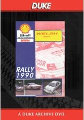 Welsh Fram Rally 1990 Duke Archive DVD