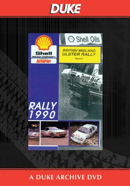 Ulster Rally 1990 Duke Archive DVD