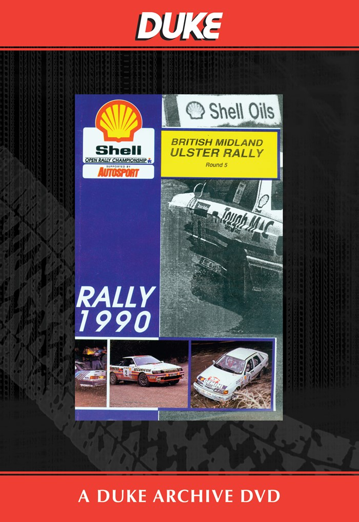 Ulster Rally 1990 Download