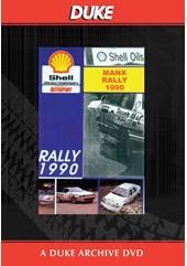 Manx Rally 1990 Duke Archive DVD