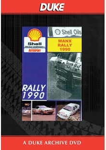 Manx Rally 1990 Duke Archive DVD