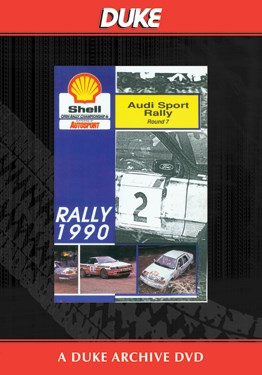 Audi Sport Rally 1990 Duke Archive DVD