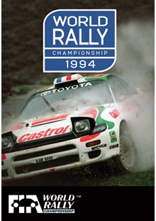 World Rally Review 1994 DVD