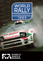World Rally Review 1994 NTSC DVD