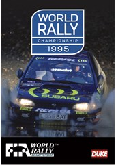 World Rally Review 1995 DVD