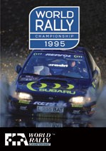 World Rally Review 1995 NTSC DVD