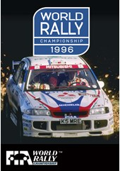 World Rally Review 1996 DVD
