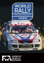World Rally Review 1996 NTSC DVD
