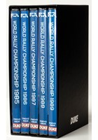 World Rally Collection 1985-89 (5 DVD) Box Set