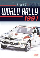 Swedish Rally 1991 Duke Archive DVD