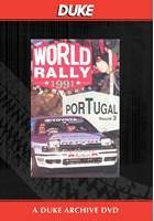 Portuguese Rally 1991 Duke Archive DVD