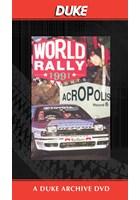 Acropolis Rally 1991 Duke Archive DVD