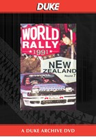 New Zealand Rally 1991 Duke Archive DVD
