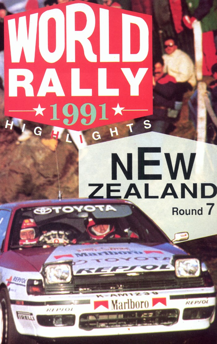WRC 1991 New Zealand Rally Download