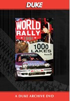 1000 Lakes Rally 1991 Duke Archive DVD