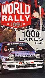 WRC 1991 Finland Rally 1000 Lakes Download