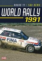San Remo Rally 1991 Duke Archive DVD