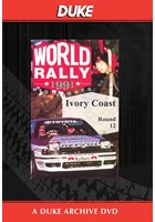 Ivory Coast Rally 1991 Duke Archive DVD