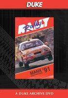 Manx International Rally 1991 Duke Archive DVD