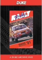 Manx International Rally 1991 Duke Archive DVD