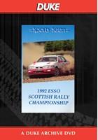 Scottish Rally Championship 1992 Duke Archive DVD