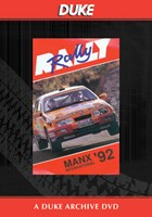 Manx International Rally 1992 Duke Archive DVD