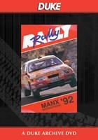 Manx International Rally 1992 Duke Archive DVD