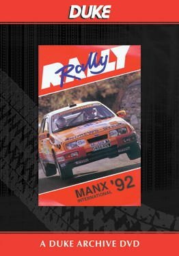 Manx International Rally 1992 Duke Archive DVD - click to enlarge