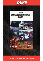 Manx International Rally 1996 Duke Archive DVD
