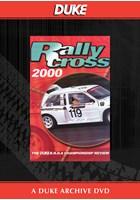 Duke British Rallycross Review 2000 Duke Archive DVD