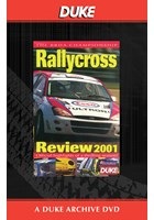 British Rallycross Championship Review 2001 Duke Archive DVD