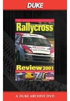 British Rallycross Championship Review 2001 Duke Archive DVD