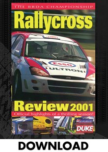 British Rallycross Championship Review 2001 - Download