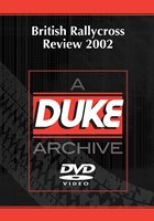 BRDA Rallycross Review 2002 Duke Archive DVD