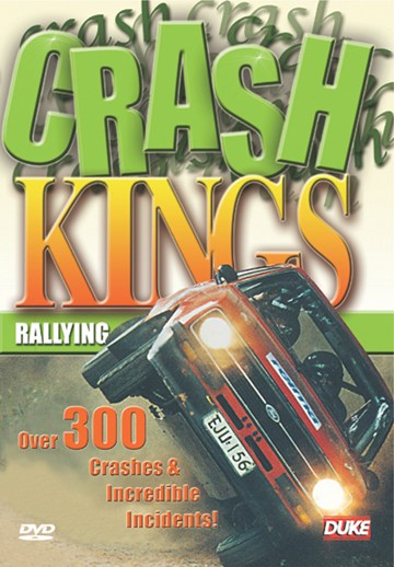 Crash Kings Rallying DVD - click to enlarge