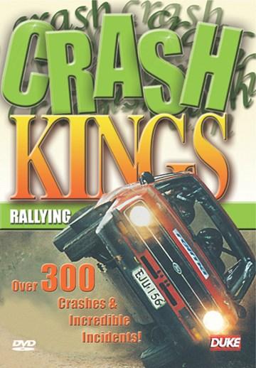 Crash Kings Rallying DVD - click to enlarge