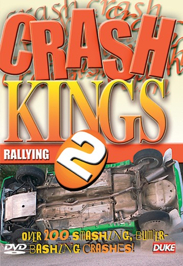 Crash Kings Rallying 2 DVD - click to enlarge