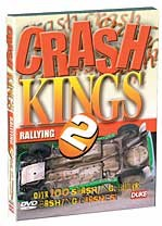 Crash Kings Rallying 2 NTSC DVD