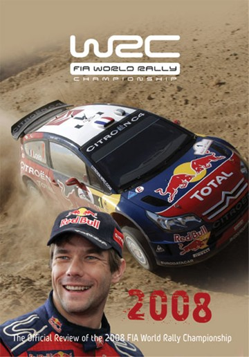 World Rally 2008 Review DVD - click to enlarge