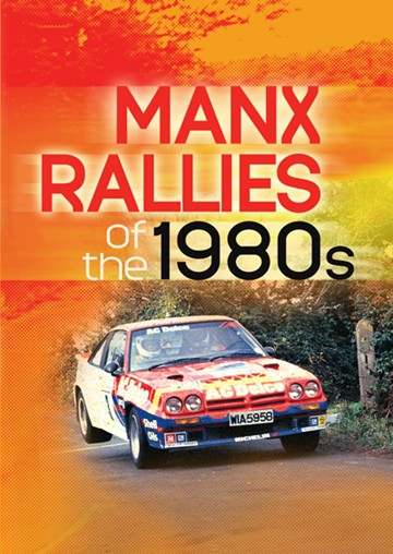 Manx Rallies of the 1980s DVD - click to enlarge