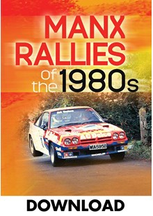 Manx Rallies of the 1980s - Download