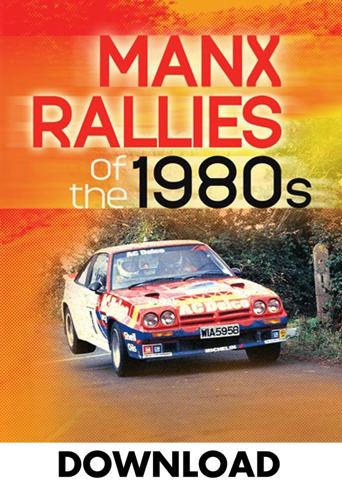 Manx Rallies of the 1980s Download