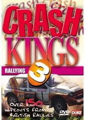 Crash Kings Rallying 3 NTSC DVD