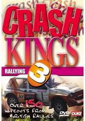 Crash Kings Rallying 3 NTSC DVD