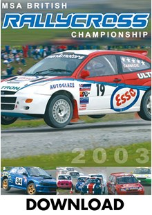 British Rallycross Review 2003 Download