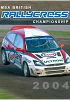 British Rallycross 2004 DVD
