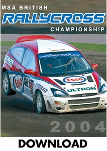 British Rallycross Review 2004