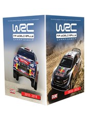 World Rally Collection 2010-2019 (10 DVD) Box Set