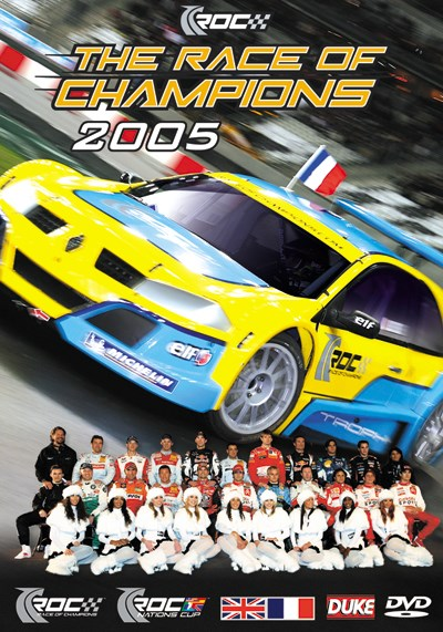 Race of Champions 2005 DVD